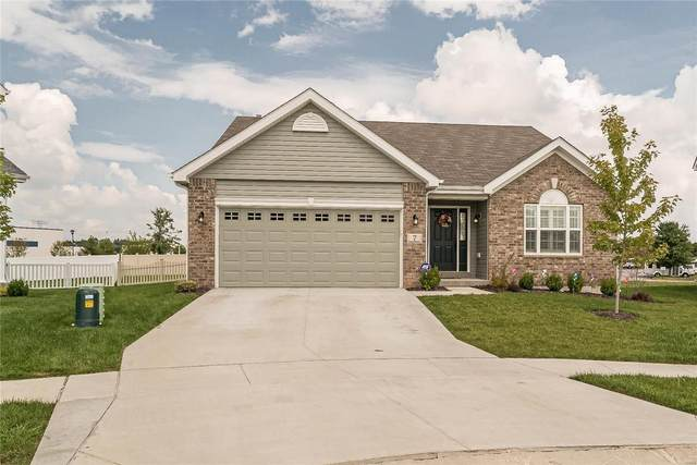 7 Blue Pearl Court, O'Fallon, MO 63366 (#20057690) :: The Becky O'Neill Power Home Selling Team