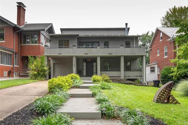 7183 Washington Avenue, University City, MO 63130 (#20057703) :: The Becky O'Neill Power Home Selling Team