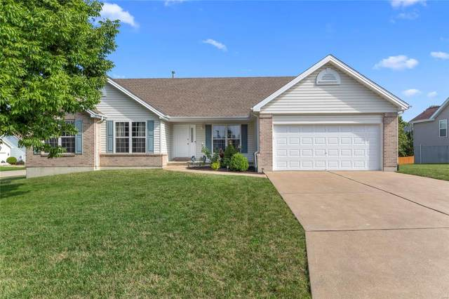 1157 Baltusrol Drive, O'Fallon, MO 63366 (#20057715) :: Parson Realty Group