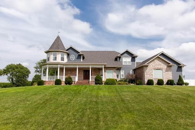 978 Dackk Road, Collinsville, IL 62234 (#20057725) :: Hartmann Realtors Inc.