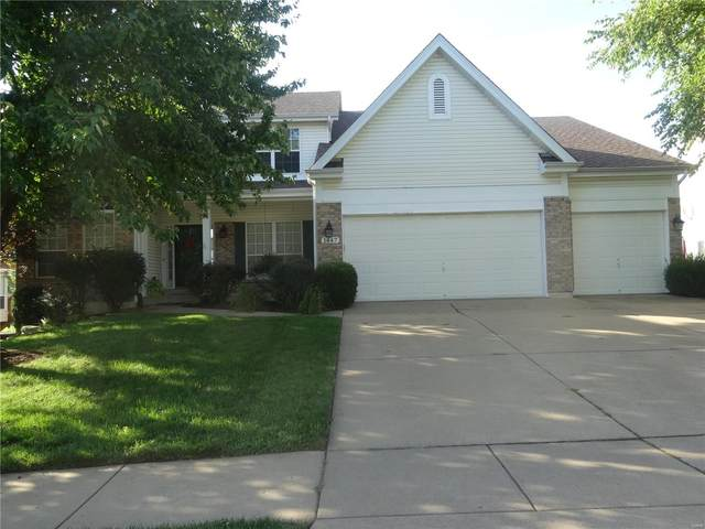 1447 Norwood Hills Drive, O'Fallon, MO 63366 (#20057726) :: Parson Realty Group