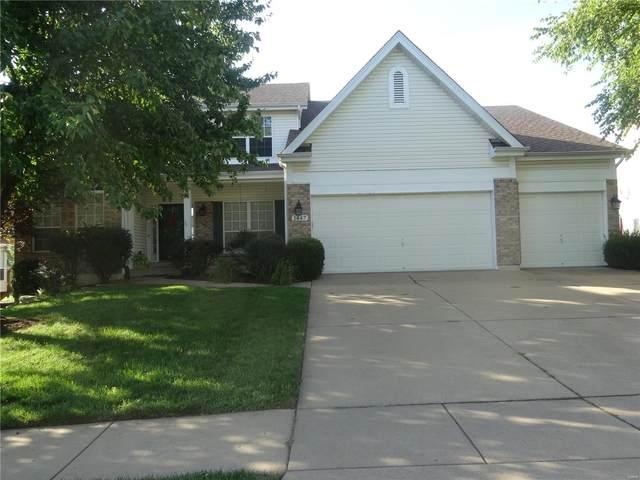 1447 Norwood Hills Drive, O'Fallon, MO 63366 (#20057726) :: Parson Realty Group