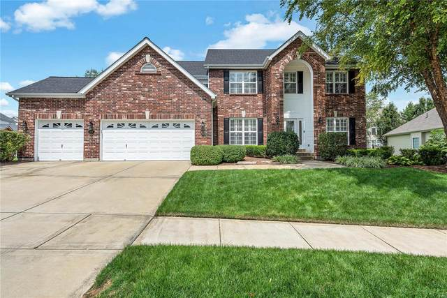 155 Greycliff Manor, St Louis, MO 63129 (#20057743) :: The Becky O'Neill Power Home Selling Team