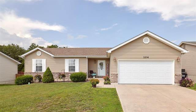 104 Chestnut Ridge Drive, Wright City, MO 63390 (#20057748) :: The Becky O'Neill Power Home Selling Team