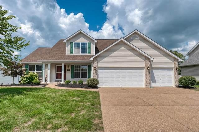 207 Schroeder Grove, Wentzville, MO 63385 (#20057769) :: The Becky O'Neill Power Home Selling Team