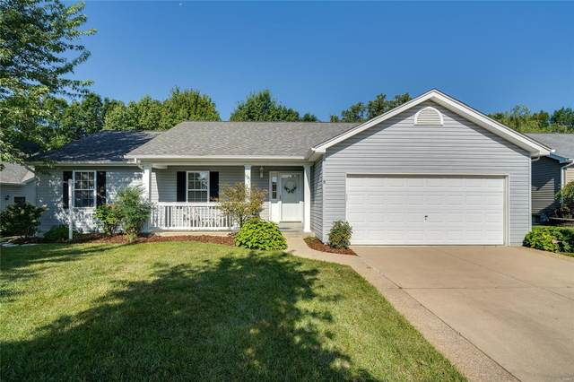 1781 Fairview Farms Cir, Wentzville, MO 63385 (#20057780) :: The Becky O'Neill Power Home Selling Team