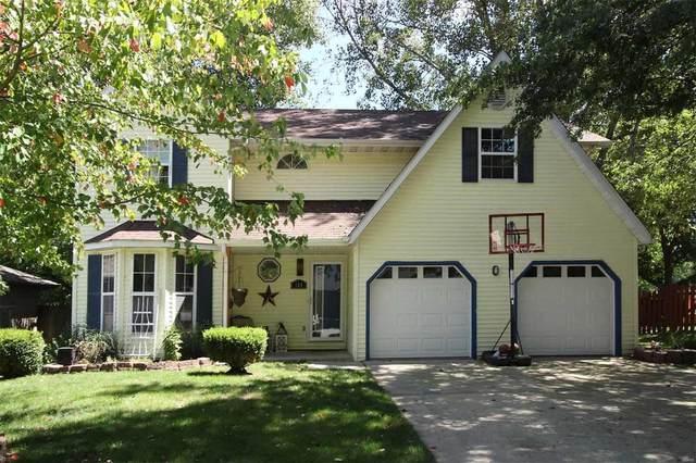154 Fieldstone Drive, Belleville, IL 62221 (#20057806) :: Hartmann Realtors Inc.