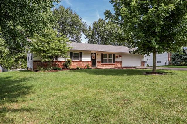 3907 Lexington, Saint Charles, MO 63304 (#20057849) :: St. Louis Finest Homes Realty Group