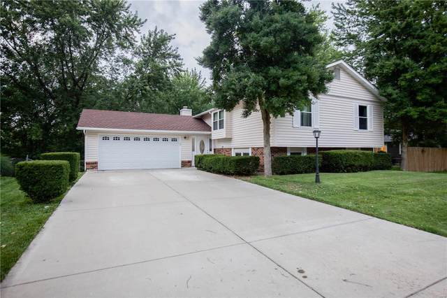 33 S Hillview Drive, Saint Peters, MO 63376 (#20057857) :: Parson Realty Group