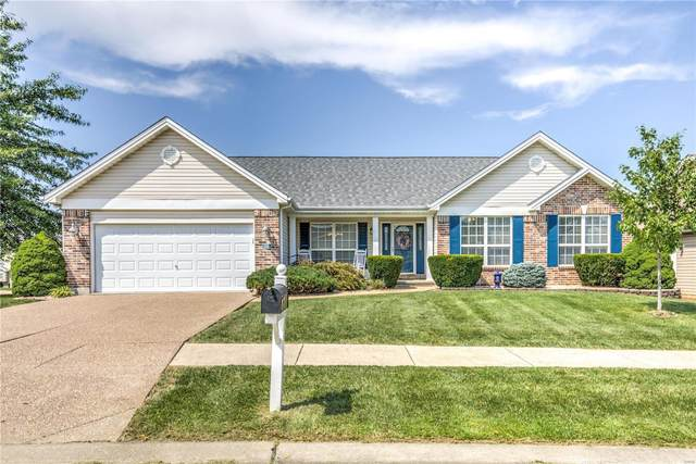 234 Huntsdale Dr., Wentzville, MO 63385 (#20057904) :: St. Louis Finest Homes Realty Group
