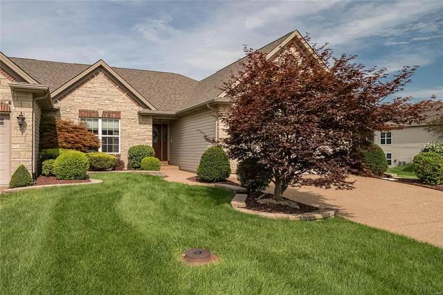 621 Orchid Drive, O'Fallon, MO 63366 (#20057927) :: Parson Realty Group