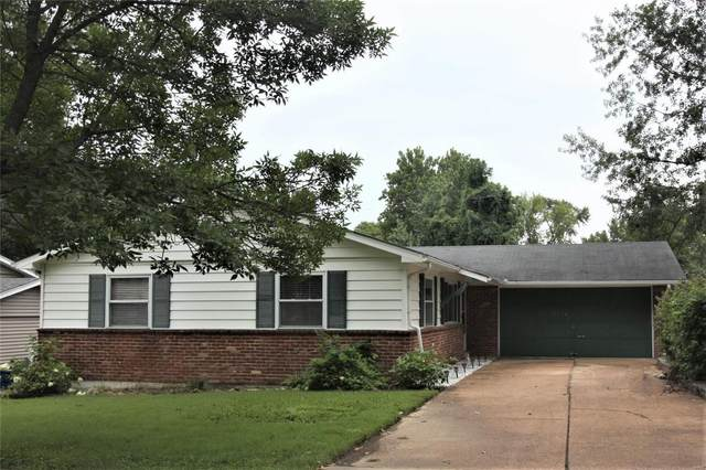 12432 Marine Avenue, Maryland Heights, MO 63043 (#20057933) :: St. Louis Finest Homes Realty Group