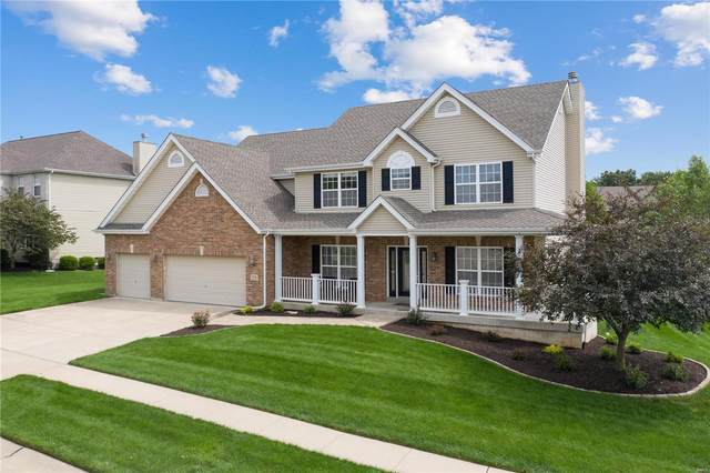 228 Fox Haven Drive, O'Fallon, MO 63368 (#20057938) :: Parson Realty Group