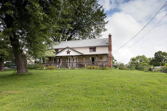 4607 Pioneer, Hillsboro, MO 63050 (#20057941) :: The Becky O'Neill Power Home Selling Team