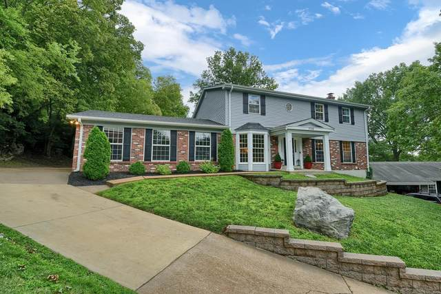 5348 Warmwinds, St Louis, MO 63129 (#20057942) :: Parson Realty Group