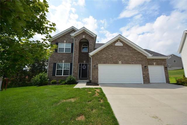 39 Underlay Court, Wentzville, MO 63385 (#20057949) :: Parson Realty Group