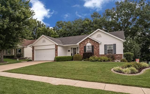 1426 Indian Springs Court, O'Fallon, MO 63366 (#20057957) :: The Becky O'Neill Power Home Selling Team