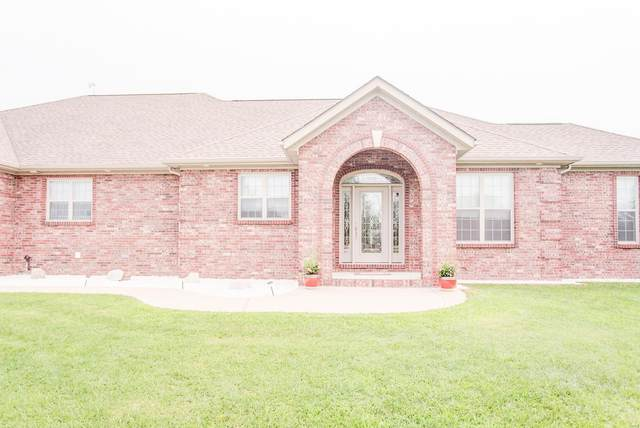 3520 Diamond Ridge Lane, Millstadt, IL 62260 (#20058001) :: The Becky O'Neill Power Home Selling Team