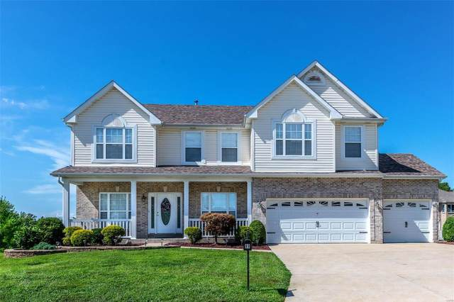 89 Aspen Ridge, Saint Peters, MO 63376 (#20058012) :: The Becky O'Neill Power Home Selling Team