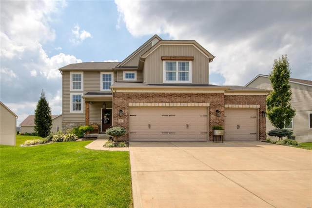 103 Desert Willow Court, Wentzville, MO 63385 (#20058065) :: Peter Lu Team