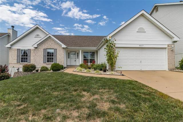 5217 Driftwood Drive, Imperial, MO 63052 (#20058099) :: The Becky O'Neill Power Home Selling Team