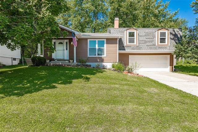 318 Westminster Drive, Saint Peters, MO 63376 (#20058102) :: The Becky O'Neill Power Home Selling Team