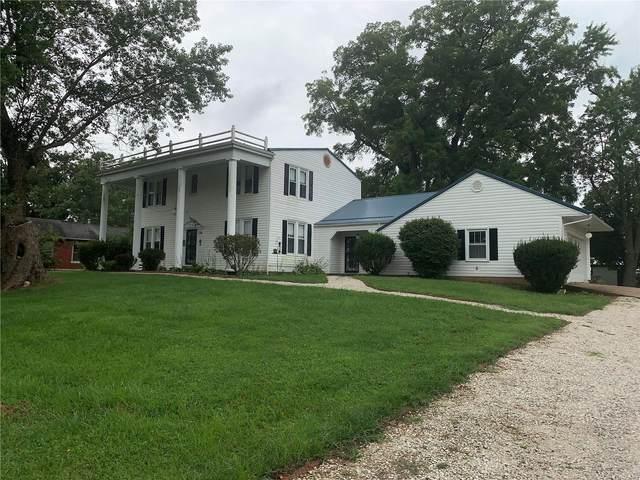 704 Buford, Fredericktown, MO 63645 (#20058154) :: PalmerHouse Properties LLC