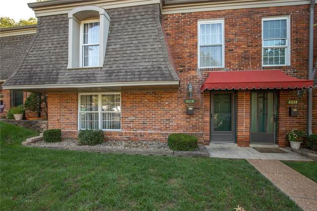4334 Chateau De Ville Drive #1, St Louis, MO 63129 (#20058187) :: The Becky O'Neill Power Home Selling Team