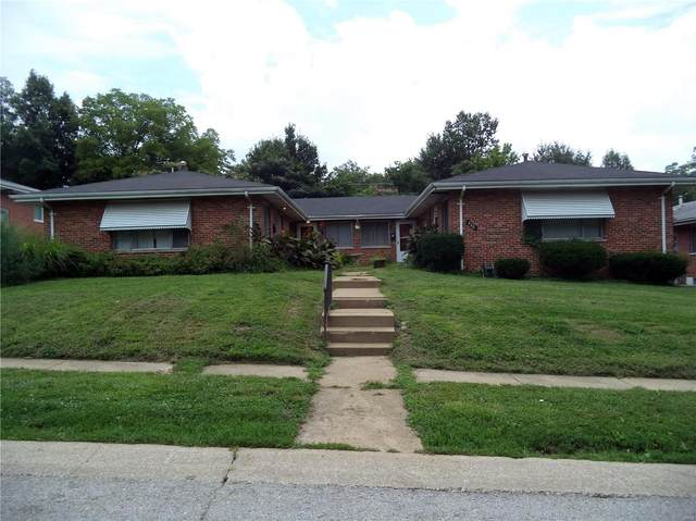 426 Marie Avenue, St Louis, MO 63135 (#20058193) :: Parson Realty Group