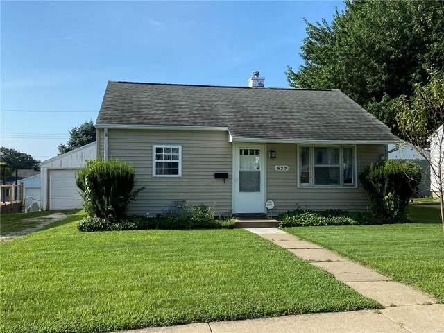 630 Van Buren, Quincy, IL 62301 (#20058203) :: The Becky O'Neill Power Home Selling Team