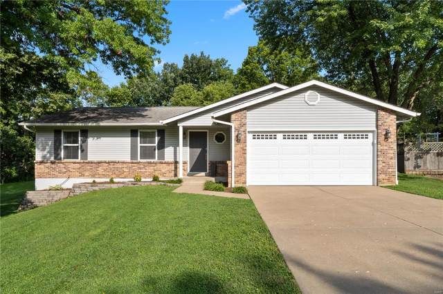 3 Colgate Circle, O'Fallon, MO 63366 (#20058205) :: Clarity Street Realty