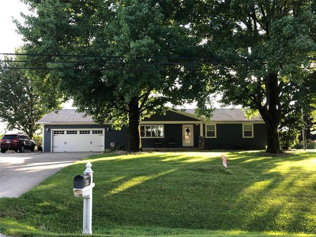 684 Il 185, Vandalia, IL 62471 (#20058210) :: The Becky O'Neill Power Home Selling Team
