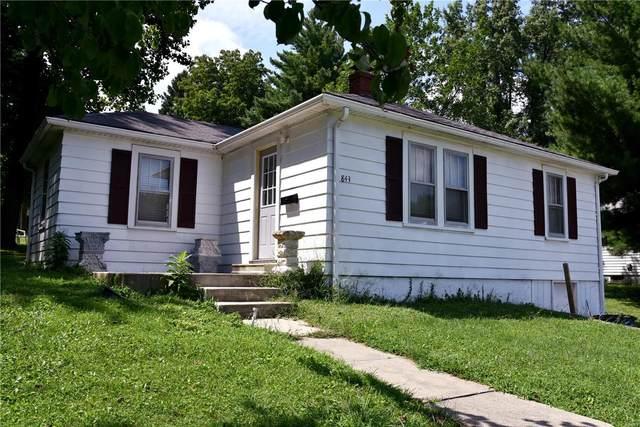 843 Wyatt, Greenville, IL 62246 (#20058225) :: Parson Realty Group