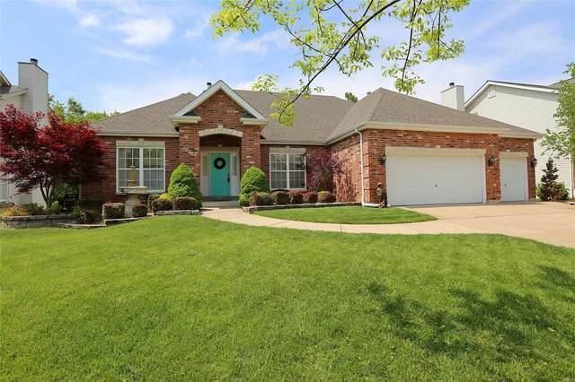 5848 Hidden Creek, O'Fallon, MO 63304 (#20058238) :: The Becky O'Neill Power Home Selling Team