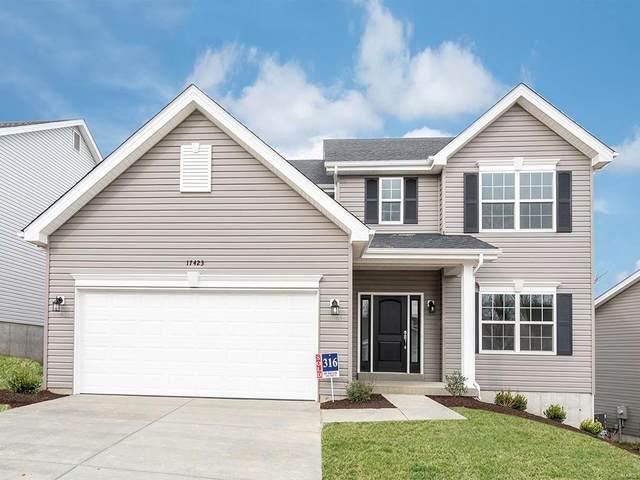 17448 Wyman Ridge Drive, Eureka, MO 63025 (#20058251) :: The Becky O'Neill Power Home Selling Team