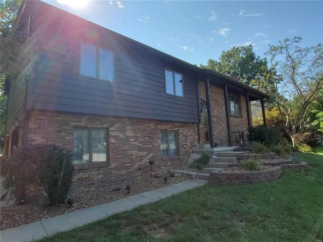 1908 Duke Street, Edwardsville, IL 62025 (#20058252) :: Kelly Hager Group | TdD Premier Real Estate