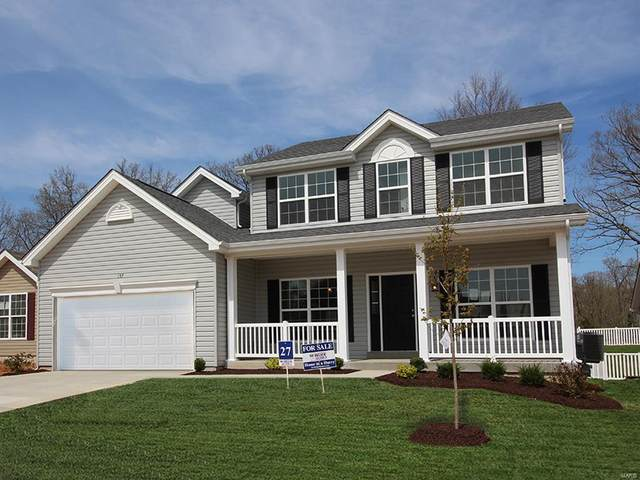 730 Parlay Court, Wentzville, MO 63385 (#20058257) :: The Becky O'Neill Power Home Selling Team