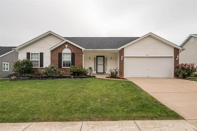 1191 Sweeping Oaks Drive, Saint Charles, MO 63304 (#20058268) :: The Becky O'Neill Power Home Selling Team