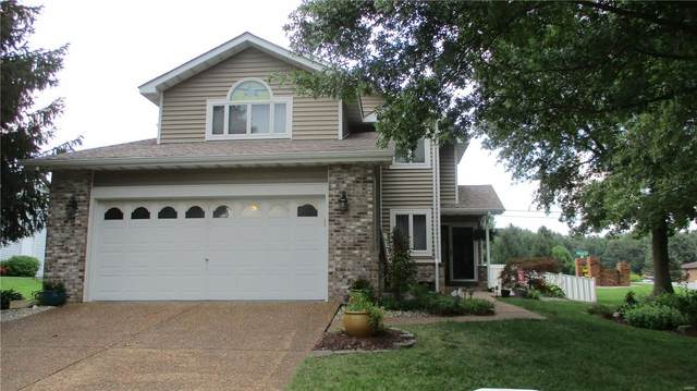 1433 Mccoy Drive, Edwardsville, IL 62025 (#20058278) :: The Becky O'Neill Power Home Selling Team