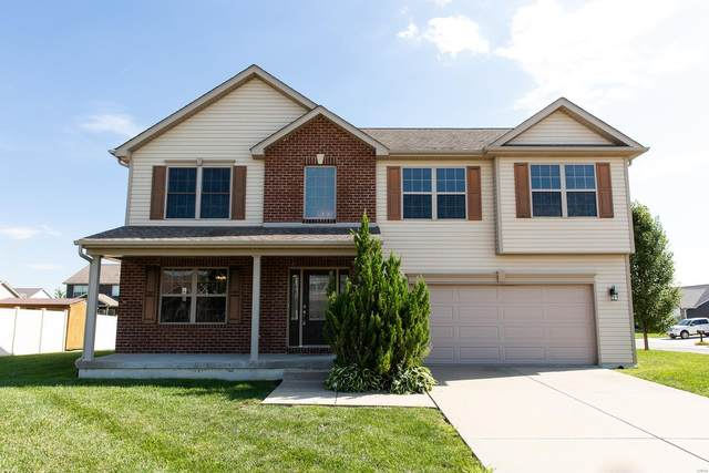 402 Opal Court, Mascoutah, IL 62258 (#20058306) :: Parson Realty Group