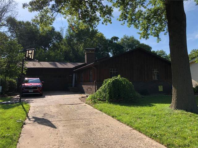 55 Dugger Street, East Alton, IL 62024 (#20058308) :: The Becky O'Neill Power Home Selling Team