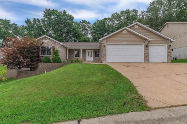 1829 Eagle Crest, Barnhart, MO 63012 (#20058312) :: The Becky O'Neill Power Home Selling Team