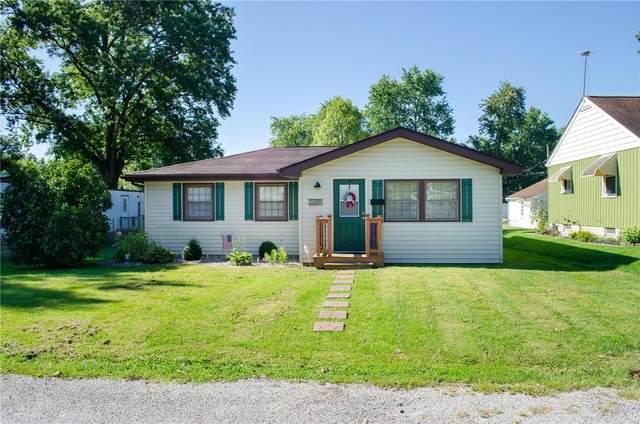 114 E Emily Street, Freeburg, IL 62243 (#20058334) :: Parson Realty Group