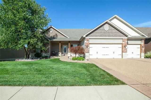 120 Miranda Court, Wentzville, MO 63385 (#20058349) :: The Becky O'Neill Power Home Selling Team