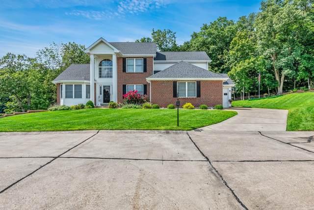 743 Enderwood, Eureka, MO 63025 (#20058362) :: St. Louis Finest Homes Realty Group