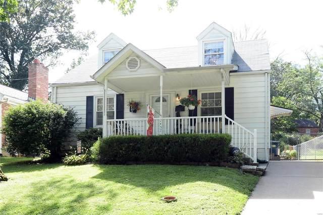 2457 Louis Avenue, St Louis, MO 63144 (#20058374) :: Parson Realty Group