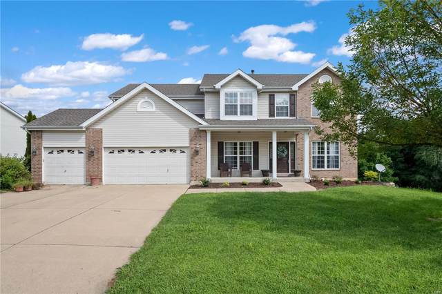 732 Pines Way, Columbia, IL 62236 (#20058397) :: Kelly Hager Group | TdD Premier Real Estate