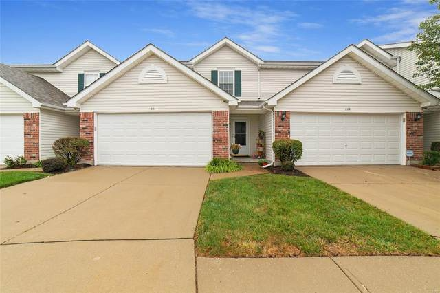 221 Homeshire Circle #45, Wentzville, MO 63385 (#20058425) :: The Becky O'Neill Power Home Selling Team