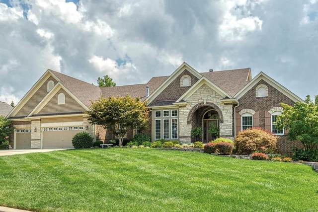 4111 Austin Bluff Court, Saint Charles, MO 63304 (#20058443) :: St. Louis Finest Homes Realty Group