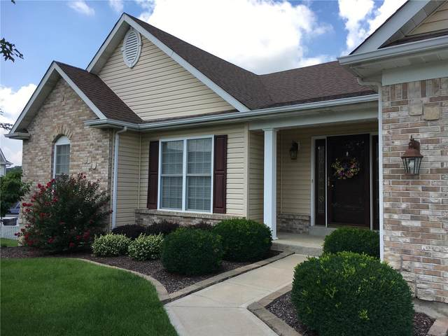 611 Meadow Crest Court, House Springs, MO 63051 (#20058458) :: Clarity Street Realty
